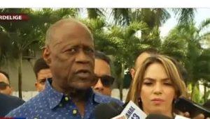 """Jhonny Ventura se negó a votar; lo hará cuando la JCE """"resuelva su lío"""""""