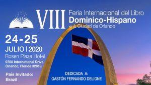 ORLANDO: OLAS celebrará VIII Feria Internacional del Libro Dominico-Hispano