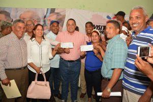 BARAHONA: Gobierno entrega $14 millones a productores Los Saladillos