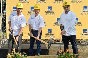 Gerdau Metaldom construirá nuevas naves en Parque Industrial Duarte
