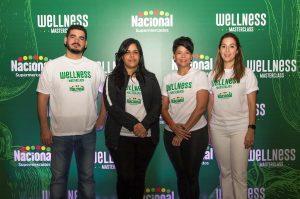Supermercados Nacional presenta cuarta versión del Wellness Masterclass