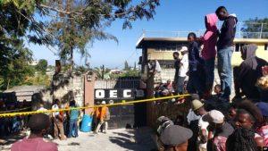 Presidente de Haití lamenta muerte de niños en un incendio