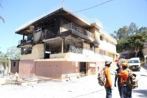 Mueren 15 niños y dos adultos en incendio de un orfanato en Haití