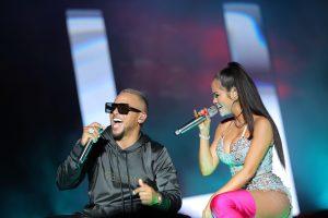 Ozuna enamora público dominicano con el inicio de su gira en San Valentín