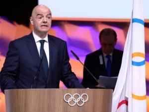 La FIFA acepta que el fútbol está en riesgo debido al coronavirus