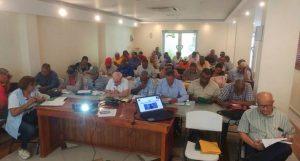 Capacitan técnicos Agricultura sobre informes actividades del agro
