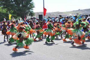 Carnavales en vilo en varias ciudades de Haití