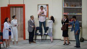 """Obra teatral """"Toc-Toc"""" se presenta con éxito en el Palacio de Bellas Artes"""