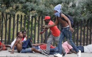 Tolerancia cero a la delincuencia en Haití, según titular de Justicia