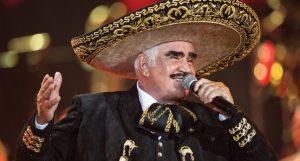 Cantante Vicente Fernández cumple 80 años con amor a sus raíces