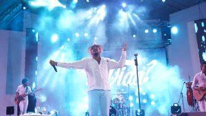Cantautor Wason Brazobán actuará este sábado en el hotel Jaragua