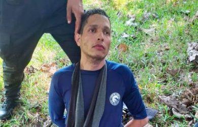 PANAMA: Cómo las autoridades dieron con prófugo Gilberto Ventura