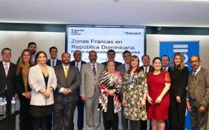 ESPAÑA: Zona Franca Puerto Plata participa en un foro de inversión