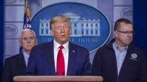 EEUU: Trump anuncia el despliegue de Guardia Nacional por coronavirus