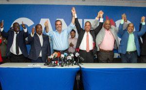 Diputado del PRD Rubén Luna pasa a respaldar aspiraciones de Abinader
