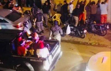 PN detiene a más de 2,400 personas violaron novena noche toque queda