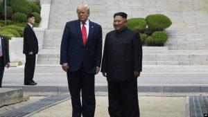 EEUU: Trump ofrece ayuda a Corea de Norte para afrontar coronavirus