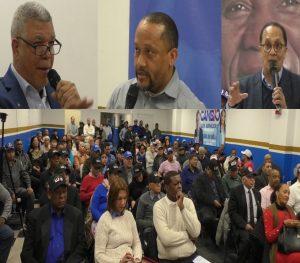 PRM NY inicia campaña crecimiento y promoción de sus candidatos