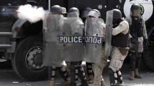 Policías protestan por segundo día consecutivo en Haití