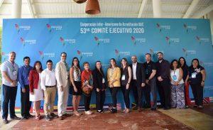 Celebran 53ava reunión del Comité Ejecutivo de IAAC en Punta Cana
