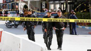 TUNEZ: Ataque suicida con bomba cerca de embajada EEUU