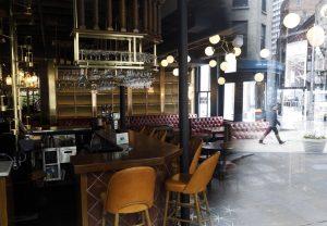 Restaurantes de Nueva York temen no sobrevivir tras el coronavirus