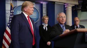 Casa Blanca pide cuarentena para personas que dejen Nueva York