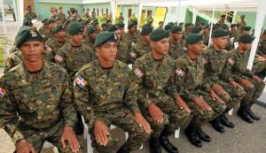 Poder Ejecutivo asciende a 8,611 miembros de las Fuerzas Armadas