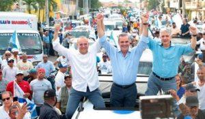 Abinader dice candidatos del PRM ganarían en Santiago, SFM y Salcedo