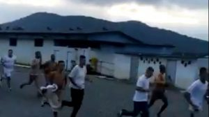 BRASIL: Al menos 1.350 presos se fugan de tres cárceles en Sao Paulo