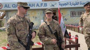EE.UU. se retira de bases de Irak