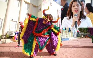 Salcedo trae espectáculo comparsas al Desfile del Carnaval 2020