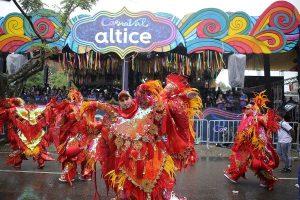 Altice apuesta a la cultura dominicana en el Carnaval Vegano