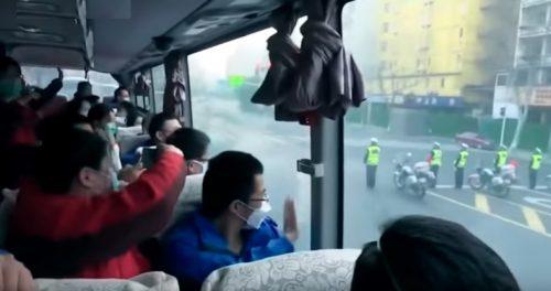 Mientras resto del mundo está en vilo, China retornando a normalidad