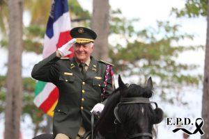 MIDE asciende aa General de Brigada del ERD a Kalil Haché