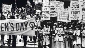 ¿Por qué es celebrado el 8 de marzo el Día Internacional de la Mujer?