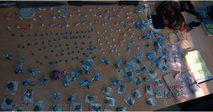 SDE: Arrestan a varias personas y ocupan drogas en operativos