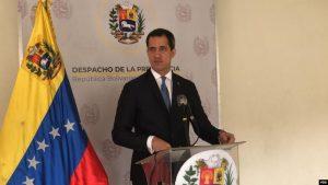 VENEZUELA: Juan Guaidó cuestiona información sobre coronavirus