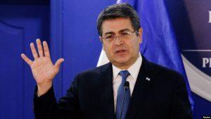 EEUU: Viceministro hondureño acusa a Venezuela de narcotráfico