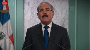 VEA AQUI el discurso completo del Presidente Medina de este miércoles