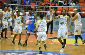 GUG gana 93-89 en inicio semifinal Baloncesto Superior de Santiago