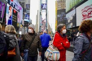 Reportan 112 casos coronavirus en áreas de Nueva York y New Jersey