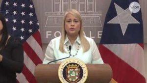 PUERTO RICO: Gobernadora impone el toque de queda por el coronavirus
