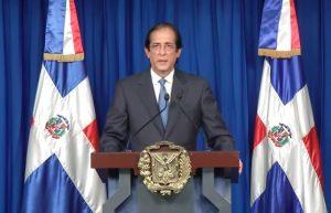 Gobierno aclara que no ha establecido fecha para reapertura de economía RD