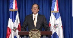Gobierno de la RD dará incentivo a personal salud, militares y policías