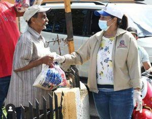 Plan Social y Gobernación van en auxilio cientos familias ante covid-19