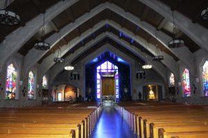 Iglesias cerradas en primer domingo de restricciones en R. Dominicana