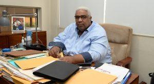 Peña Guaba formaliza pedido de que pospongan las elecciones de mayo