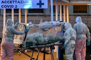 En el mundo pandemia superó los 300 mil contagios y 13 mil muertes