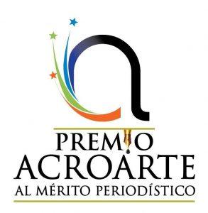 Acroarte pospone gala del Premio al Mérito Periodístico